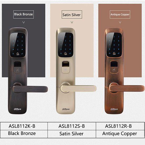Top 6 mẫu khóa cửa điện tử Dahua được sử dụng nhiều nhất hiện nay 5